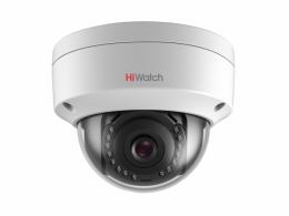 Видеокамера 2Мп HiWatch купольная IP DS-I252