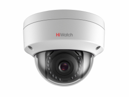 Видеокамера IP купольная HiWatch DS-I402