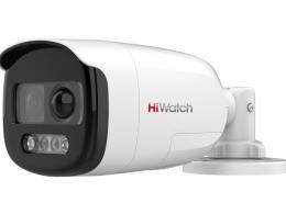 2Мп цилиндрическая HD-TVI видеокамера с PIR-датчиком и EXIR-подсветкой до 40м DS-T210X