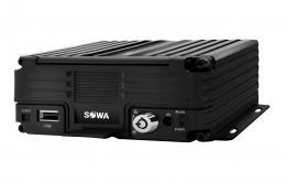 Автомобильный регистратор SOWA  MVR 204G4G LAN,4G + GPS + LAN