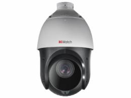 2 Мп скоростная поворотная HD-TVI камера с EXIR-подсветкой до 100 м DS-T265(B)