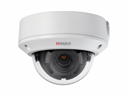 Видеокамера 2 Мп HiWatch купольная IP DS-I258